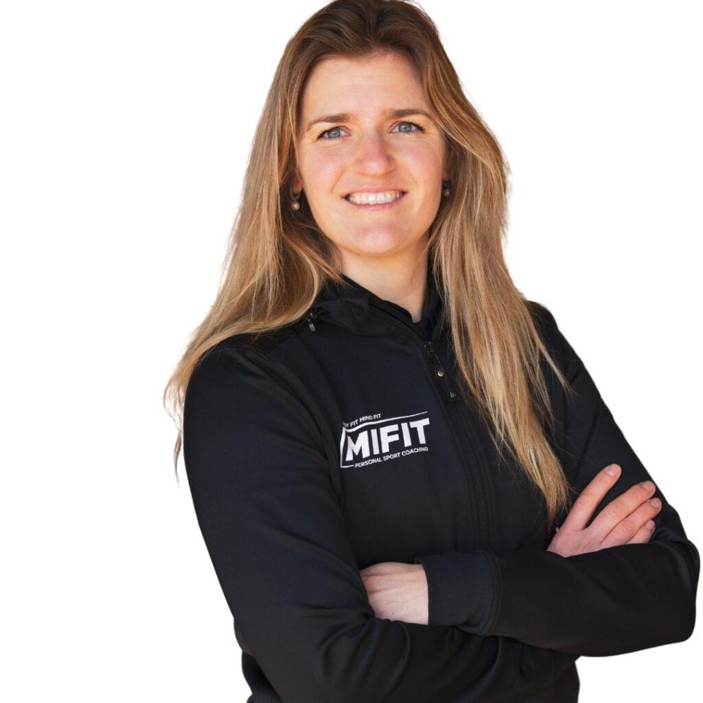 eigenaar mifit roos personal training studio delft