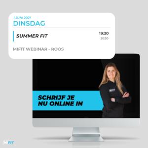 summerfit webinar