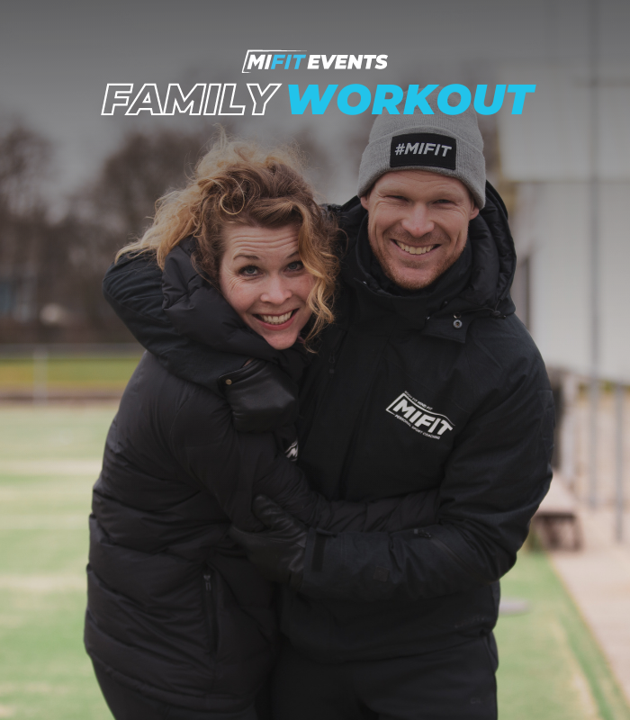 mifit events family workout